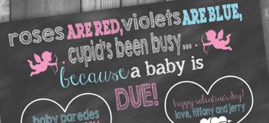 8 Funny HeartWarming Pregnancy Announcement Photo Ideas – Baby Announcements Wording Ideas